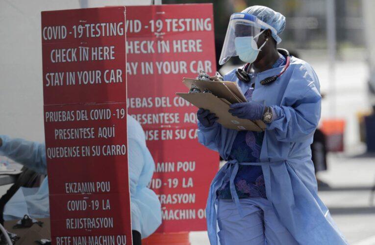 Florida quiere distribuir 5 millones de vacunas en octubre