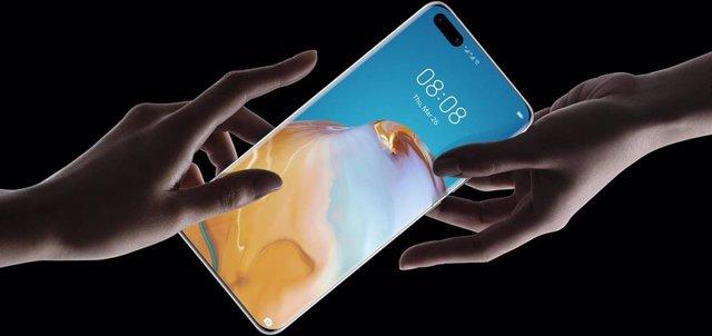Samsung y LG dejan de venderle pantallas a Huawei