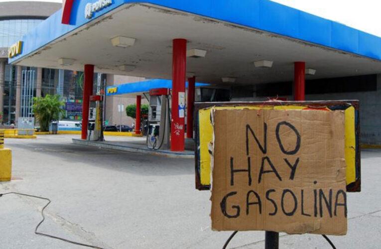 Gobierno anuncia plan de contingencia para el suministro de gasolina