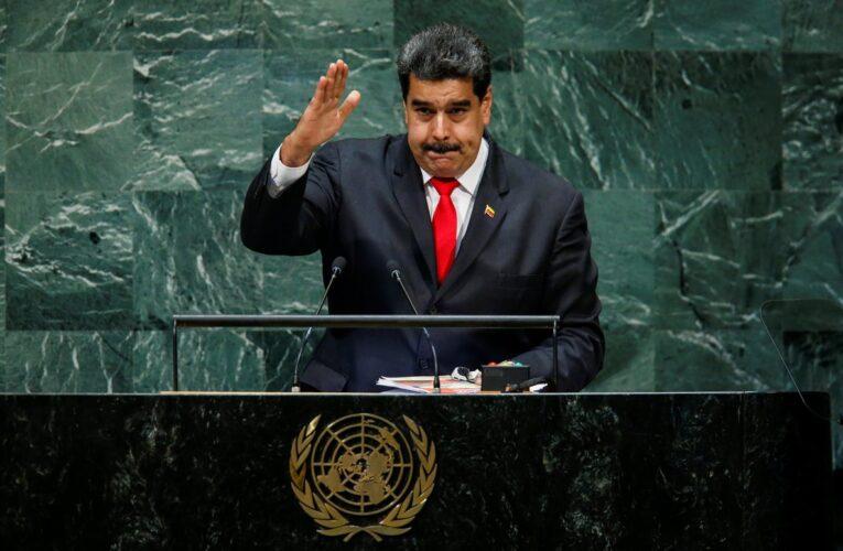 Maduro reconoce migración venezolana ante la ONU y culpa a EEUU