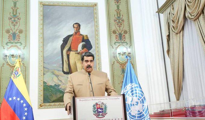 Maduro invita a la ONU a las parlamentarias