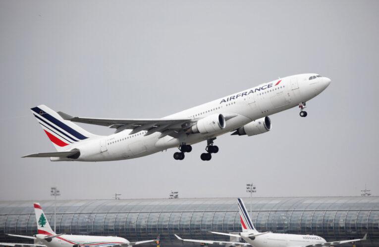 Air France suspende operaciones en Venezuela