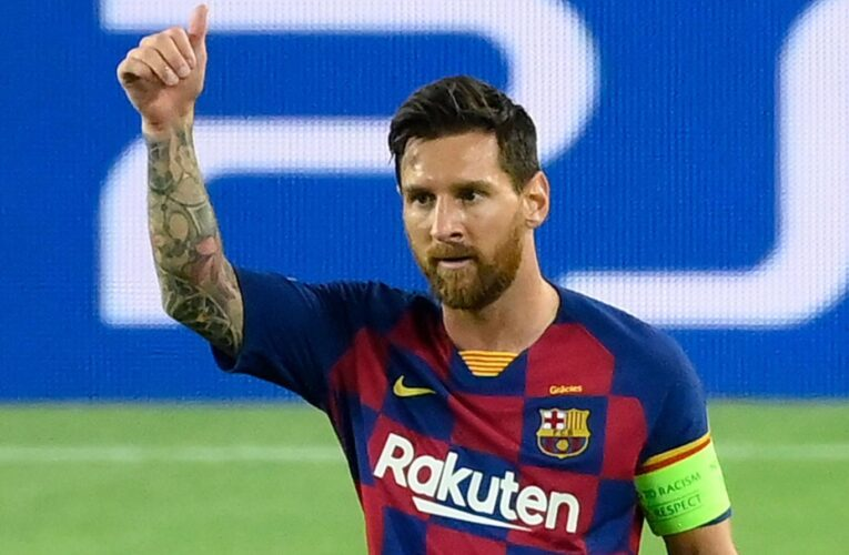 Lionel Messi: Jamás iría a juicio contra el club de mi vida, me quedo en el Barcelona