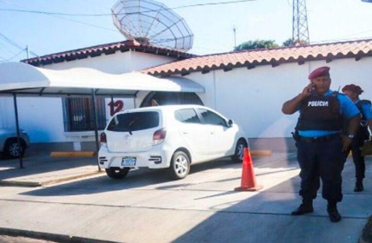 Embargan canal de TV en Nicaragua