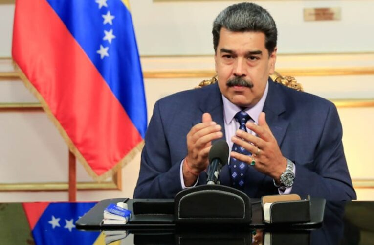 Maduro: Ingresos petroleros cayeron 99% desde 2014