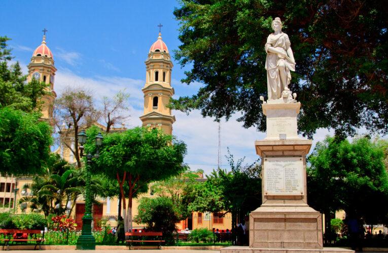 Embajada en Perú habilitó página web para trámites