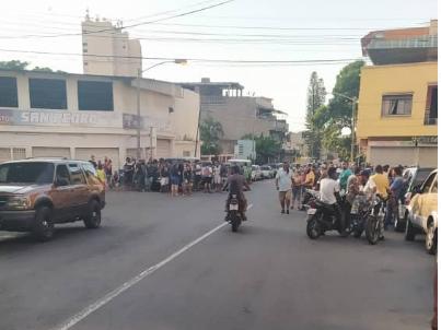 Escasez de gasolina provocó protestas en Maiquetía y Naiguatá