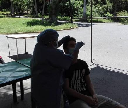 En Los Caracas siguen esperando por 223 resultados de PCR