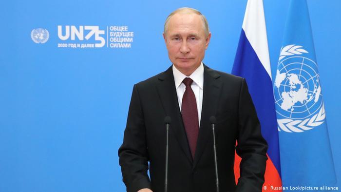 Putin ofreció gratis a la ONU la vacuna rusa