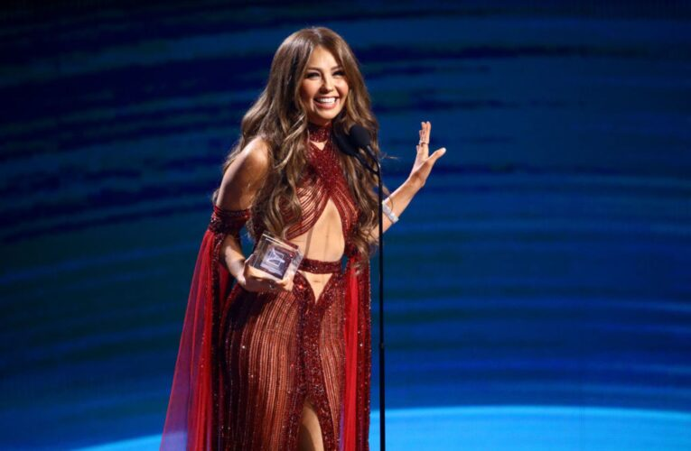 Thalía debuta con su primer reality show