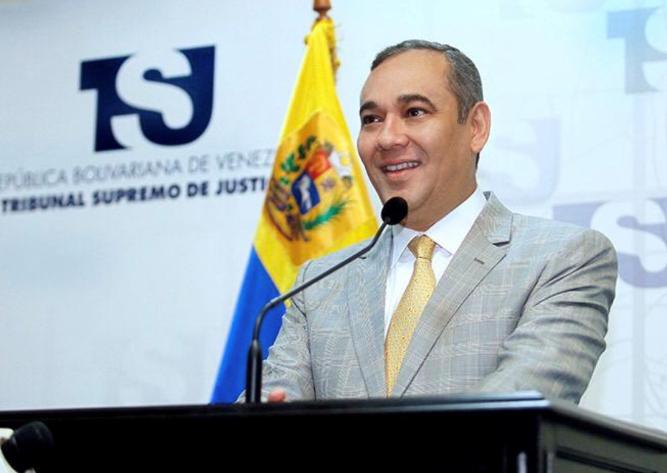 Maikel Moreno superó el Covid