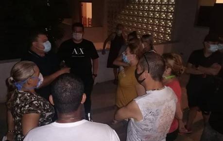 141 connacionales son atendidos en el Hotel Sanitario La Guaira