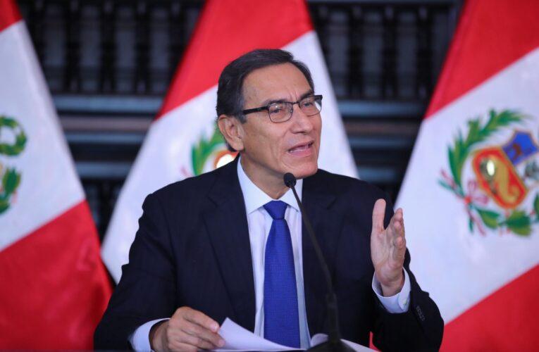 Inicia reactivación económica en Perú