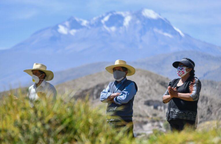 Advierten posible crisis alimentaria en Perú