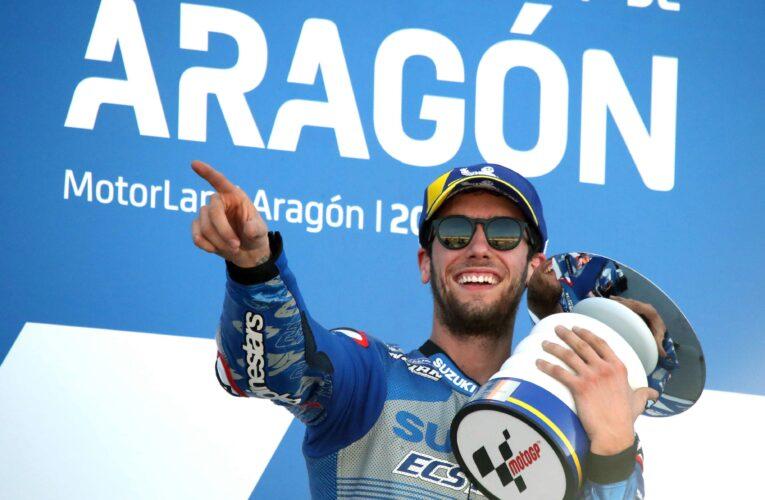 MotoGP: Rins gana y Mir lidera