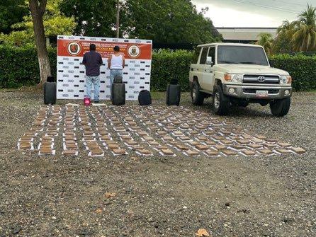 Caen comisarios del Sebin con 100 kilos de marihuana