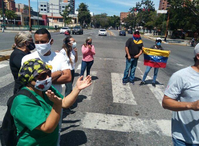 Barquisimetanos en la calle