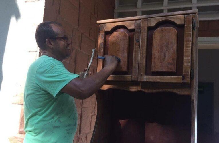 Realizan mantenimiento a las 40 cabañas recuperadas en Los Caracas