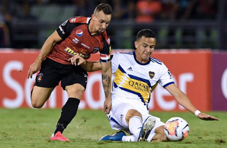 Caracas busca avanzar en la Libertadores