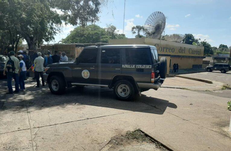 Allanan sede del diario Correo de Caroní en Puerto Ordaz