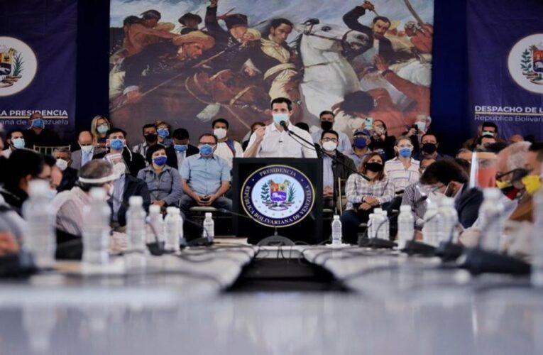 """Guaidó instaló """"Comandos por la Libertad y Elecciones Libres"""""""