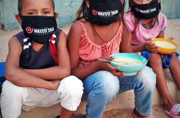 Patricia Velásquez pide ayuda para los wayúus