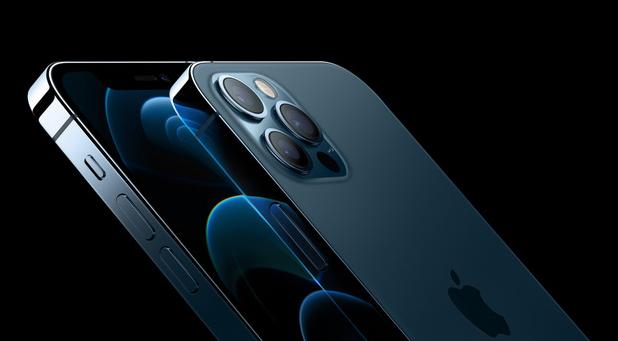 Presentan el iPhone 12 con 5G