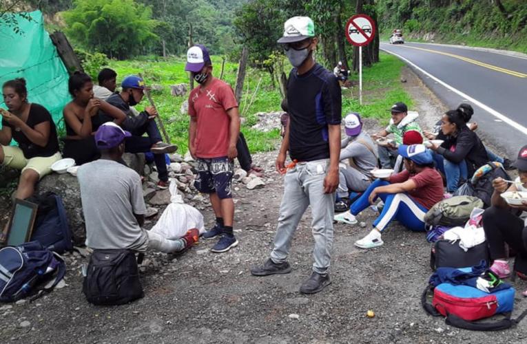 Almagro: Maduro causó una de las crisis migratorias más severas del mundo