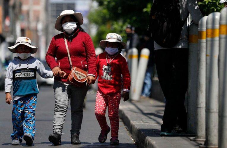 Perú registra la cifra de muertes más baja desde abril