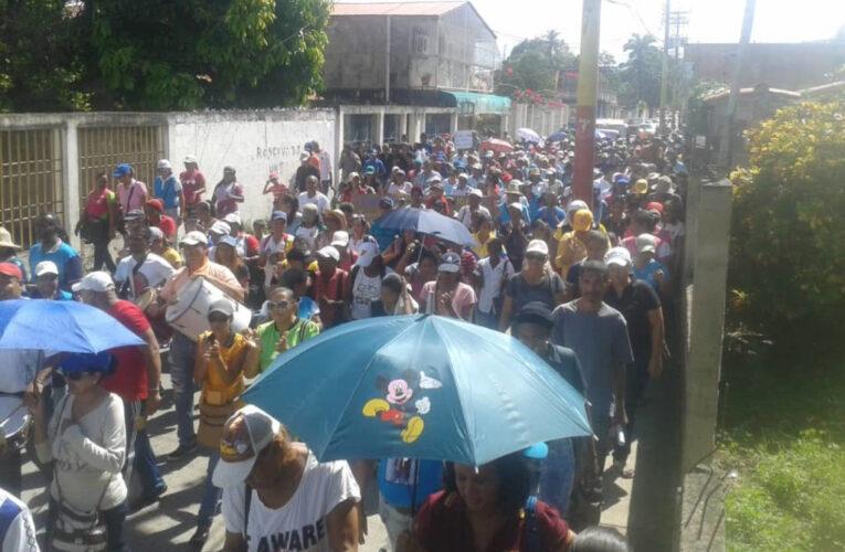 Asesinan a joven en protesta en Cariaco