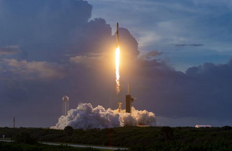 Space X lanza otros 60 satélites