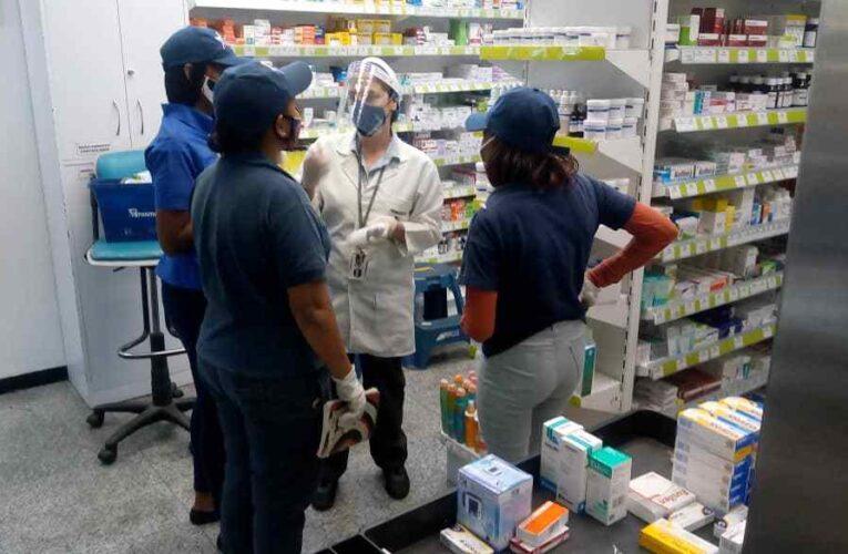 Sundde supervisa precios en laboratorios farmacéuticos