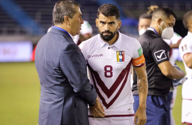 Venezuela baja en el ranking FIFA