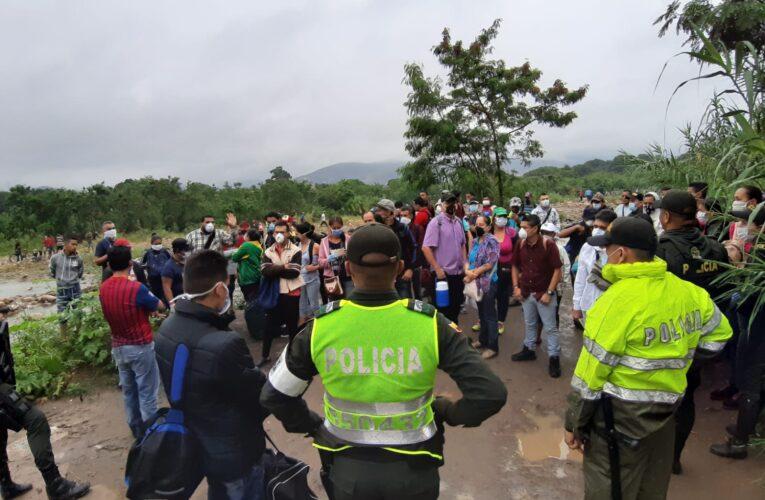 Colombia desplegará Operación Muralla para impedir paso por trochas