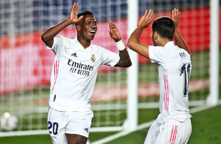 Real Madrid toma el control de La Liga