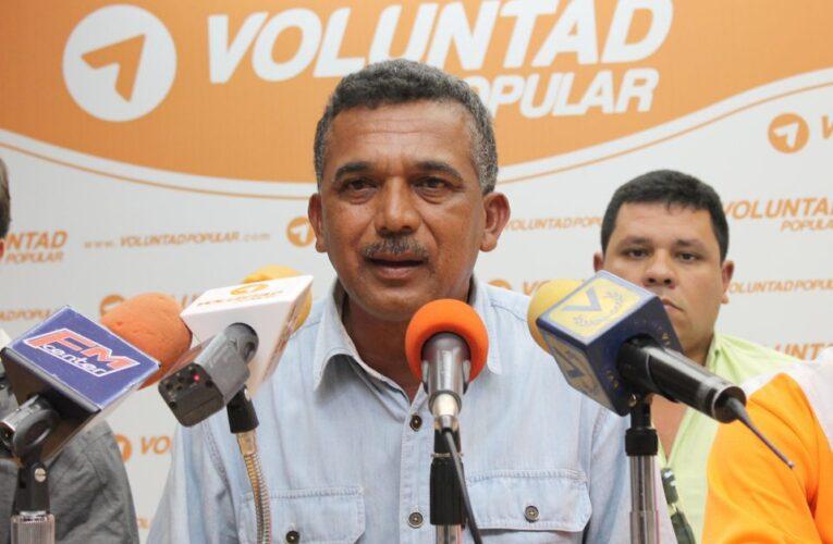 VP denuncia que el Conas detuvo a dirigente en Guárico