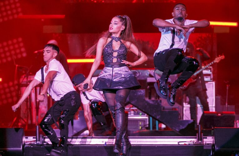 Ariana Grande anuncia disco sorpresa para este mes