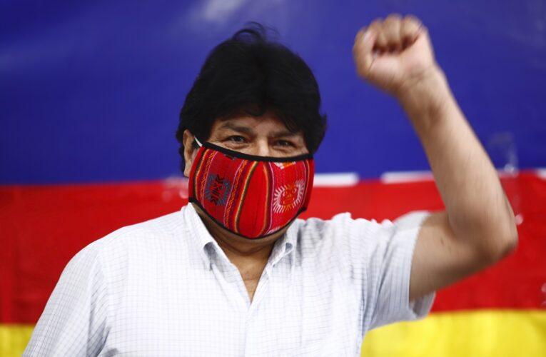 Anulan imputación contra Evo Morales por terrorismo