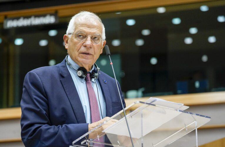 UE insta a Borrell a seguir «facilitando el diálogo» en Venezuela