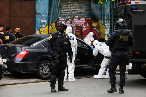 Más de 300 detenidos en redada antisecuestros en Colombia