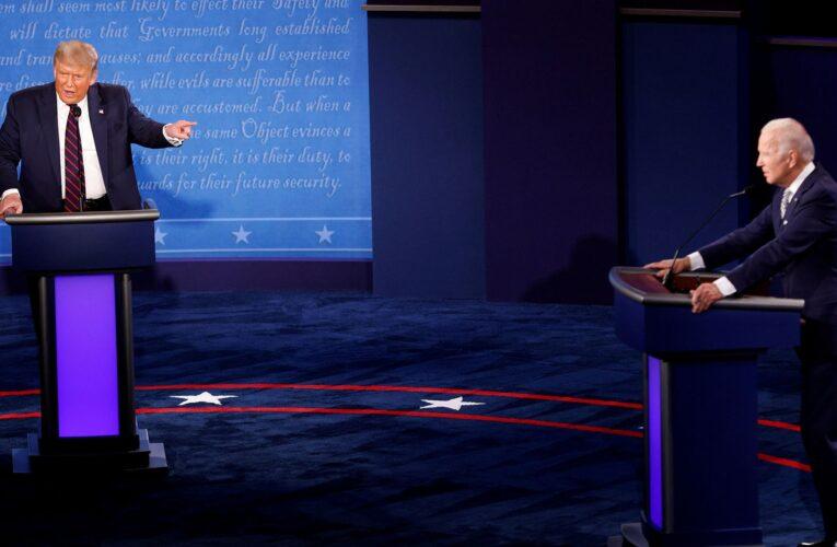 Trump no participará en segundo debate con Biden