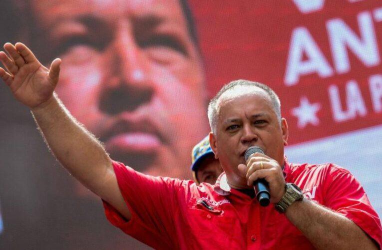 Diosdado llama ladrón a Leopoldo