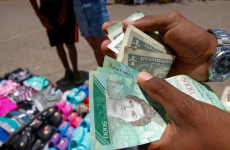Pdvsa calcula que el dólar llegará a Bs. 1.235.920 en enero