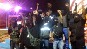 Colectivo 4F amenaza a manifestantes