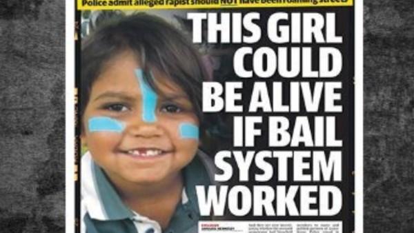 Niña de 11 años se suicida porque su violador quedó libre