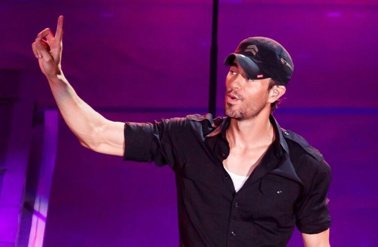 Billboard le dará su máximo premio a Enrique Iglesias
