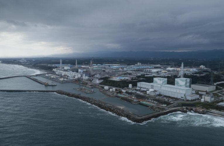 Japón estudia lanzar agua radioactiva al mar
