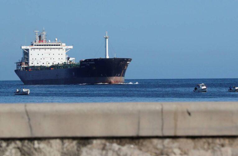 EEUU vende de gasolina iraní que venía para Venezuela