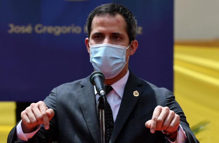 """Guaidó presentó la campaña """"Venezuela alza la voz"""""""
