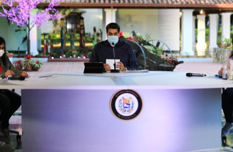 Maduro: Saime y turismo entran en flexibilización